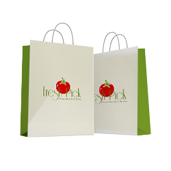 Fresh Pick Shopping Bag