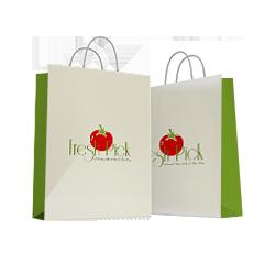 Fresh Pick Shopping Bag